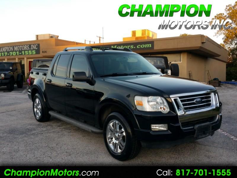2010 Ford Explorer Sport Trac Limited 4.0L 2WD