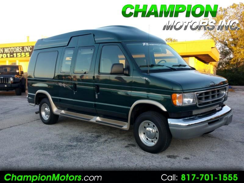 2000 Ford E-250 Handicap High Top Regency Conversion Van