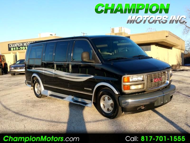 2002 GMC Savana G1500 Handicap Conversion Van
