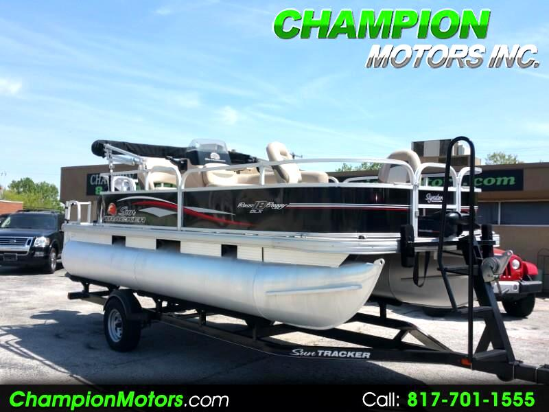 2016 Sun Tracker Bass Buggy 18 DLX Pontoon