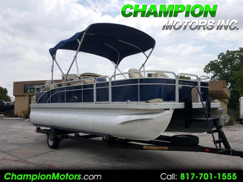 2014 Bennington 22 SFX Pontoon