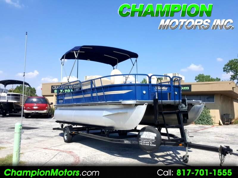 2015 Bentley Boats 200 Fish SE Pontoon