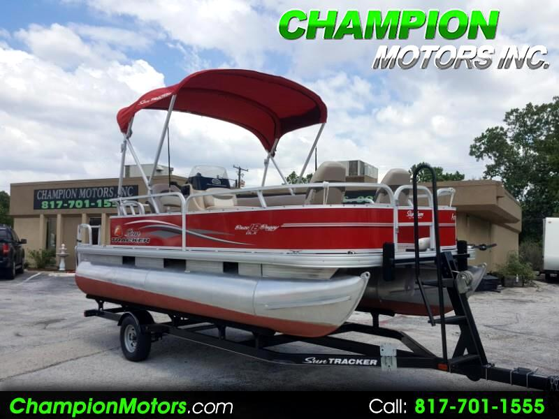 2015 Sun Tracker Bass Buggy 18DLX Pontoon