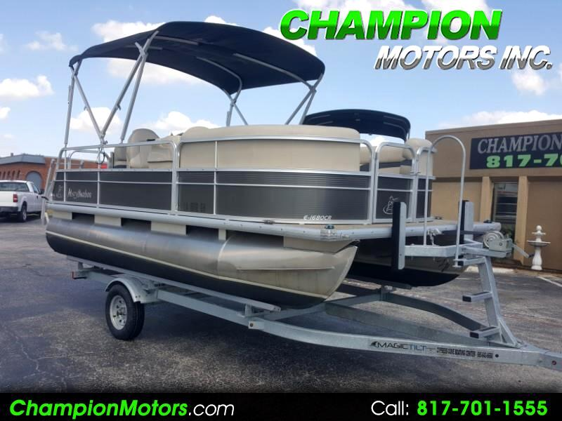 2018 Misty Harbor 1680 E-1680CR Pontoon