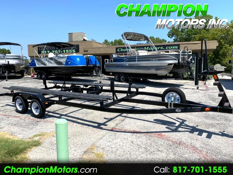 Bear Trailer Mfg. Pontoon  2016