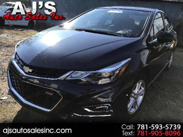 2016 Chevrolet Cruze 2LT MANUAL