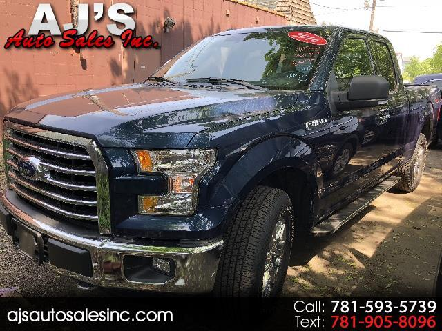 2016 Ford F-150 XLT SuperCab 6.5-ft. Bed 4WD