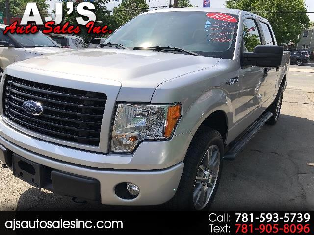 2014 Ford F-150 STX Sport 4WD 5.5ft Bed