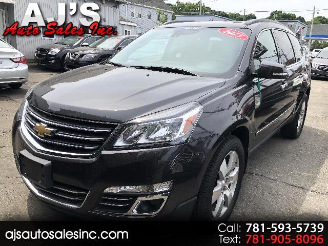 2015 Chevrolet Traverse LTZ AWD