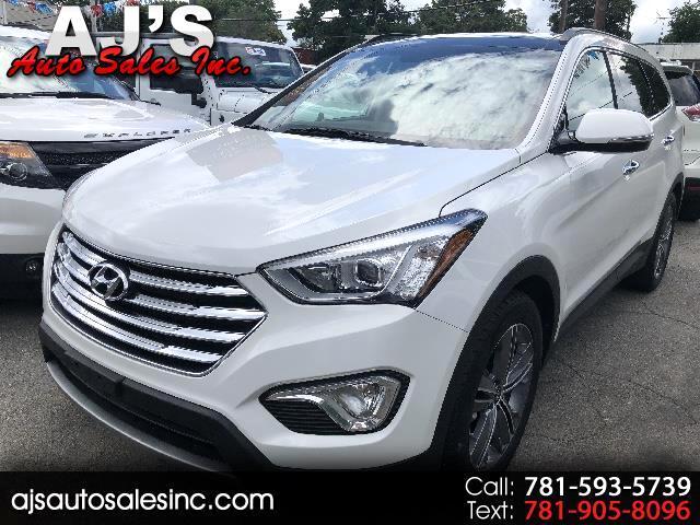 2015 Hyundai Santa Fe Limited Ultimate AWD