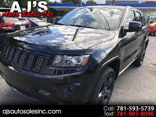 2015 Jeep Grand Cherokee 4WD 4dr High Altitude