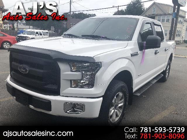 2015 Ford F-150 Sport 4X4 5.5ft Bed