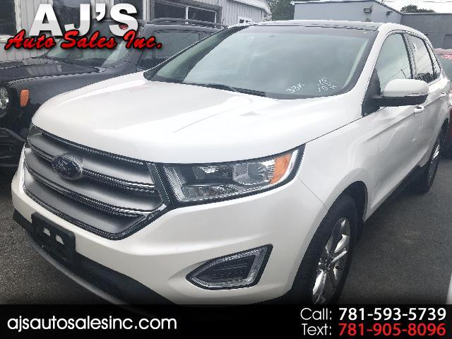 2015 Ford Edge TURBO SEL AWD