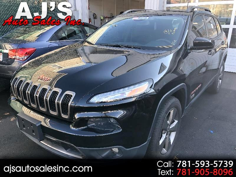2016 Jeep Cherokee 1941 Seventy-five year edition 4WD