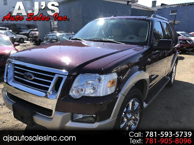 2006 Ford Explorer Eddie Bauer 4.0L 4WD Advance Trac RSC