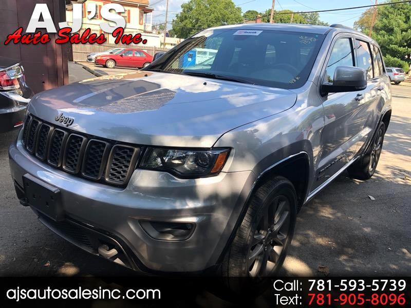 2016 Jeep Grand Cherokee Limited 75th Anniversary Edition 4x4 *Ltd Avail*
