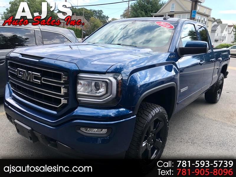 2016 GMC Sierra 1500 Elevation Double Cab 4WD