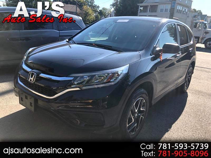 2016 Honda CR-V Special Edition