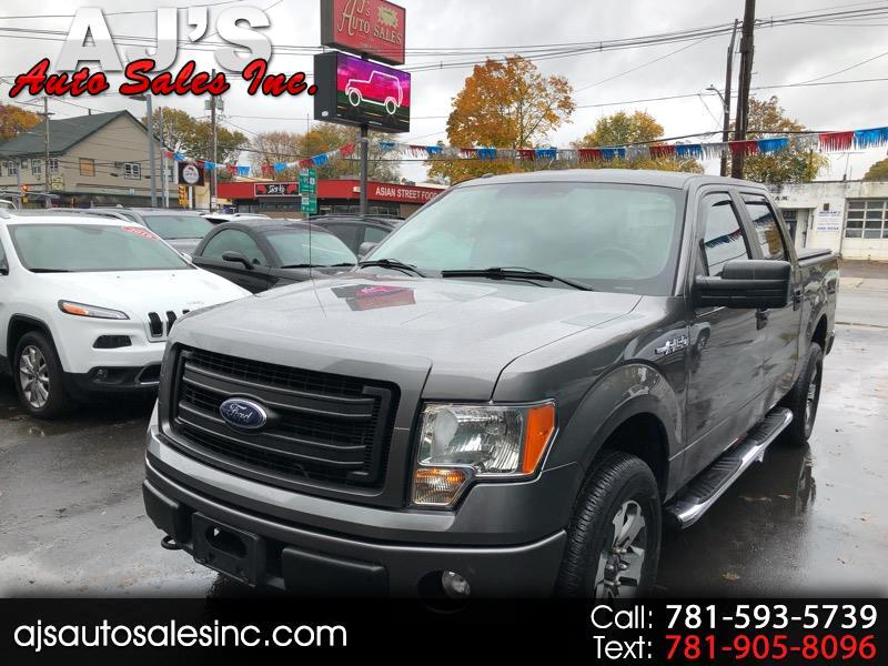 Ford F-150 STX 6.5-ft. Bed 4WD 2014