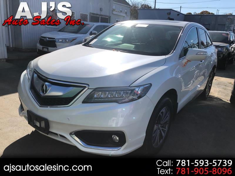 Acura RDX 5-Spd AT SH-AWD with Technology Package 2017