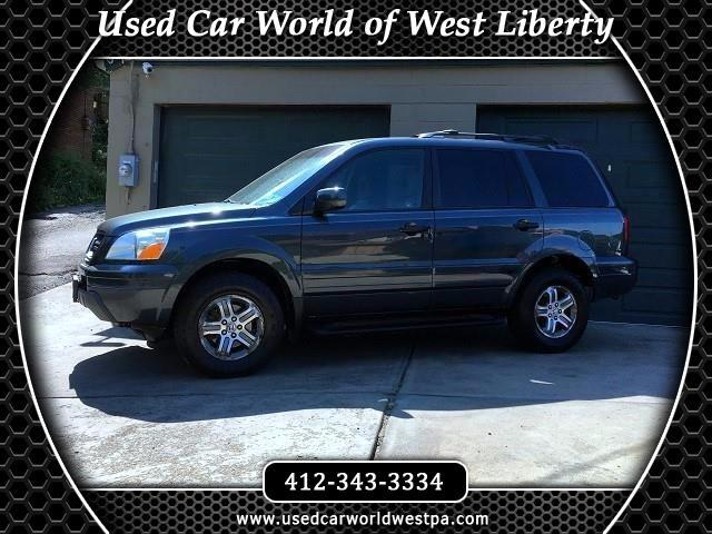 2004 Honda Pilot EX w/ Leather and DVD