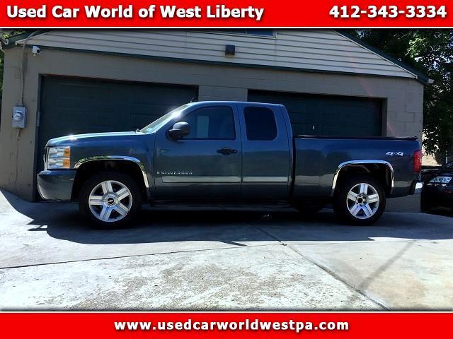 2008 Chevrolet Silverado 1500 LT1 Ext. Cab Long Box 4WD