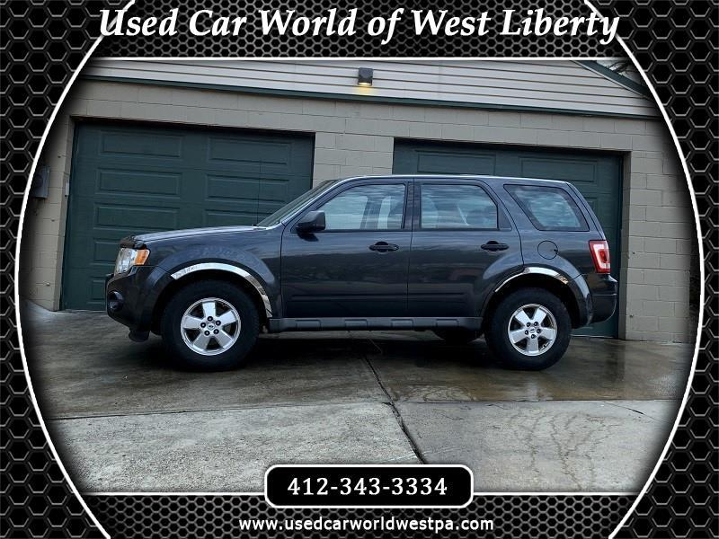 2009 Ford Escape XLS 4WD AT