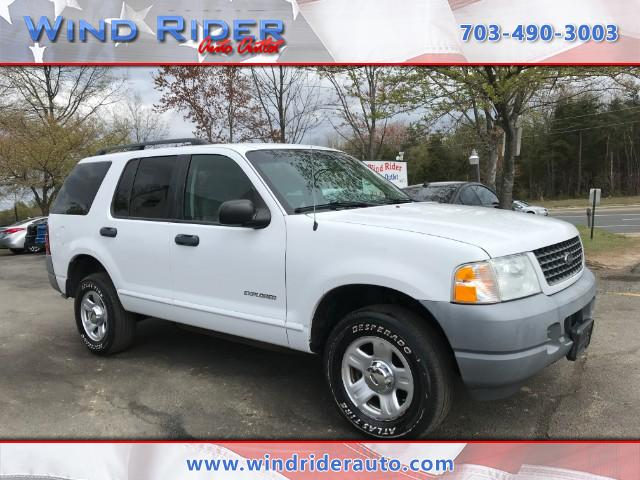 2002 Ford Explorer XLS 4WD