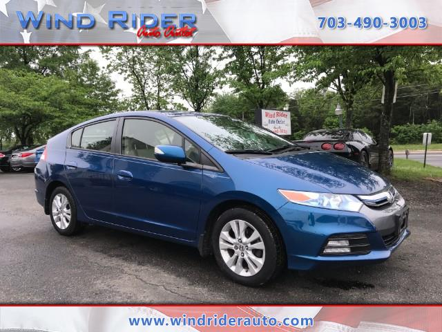 2013 Honda Insight EX Hybrid