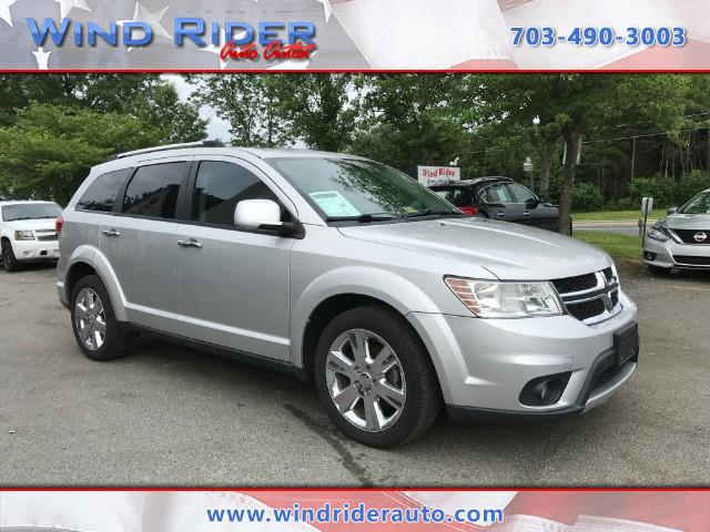 2013 Dodge Journey Crew AWD