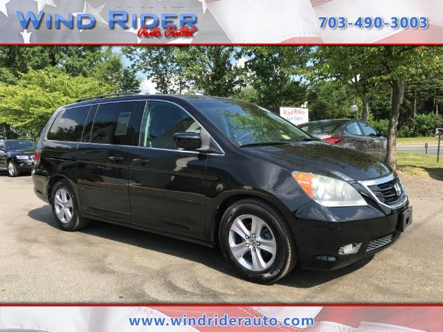 2010 Honda Odyssey 5dr Touring AT with RES & NAVI