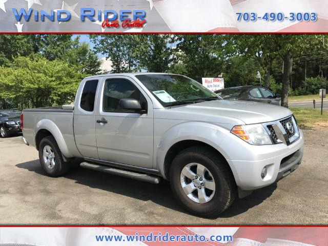 2012 Nissan Frontier SV I4 King Cab 2WD