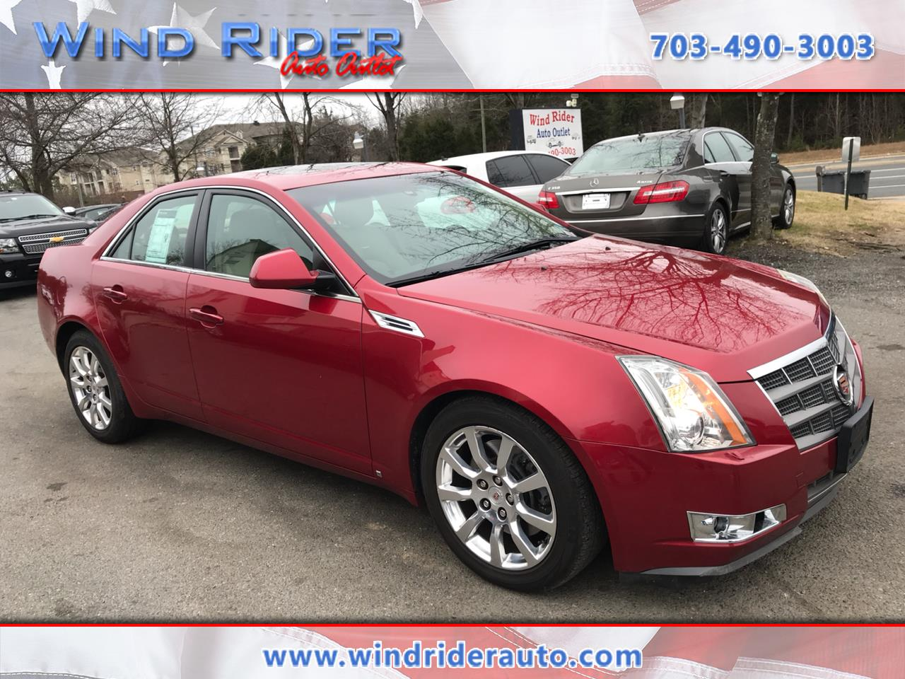 2008 Cadillac CTS HI Feature