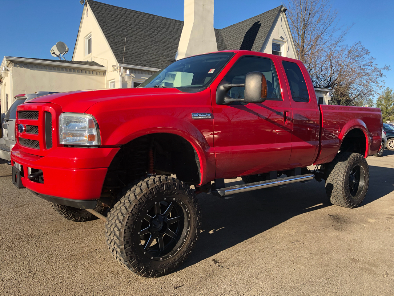 2005 Ford F-250 SD XLT Super Duty Extended Cab