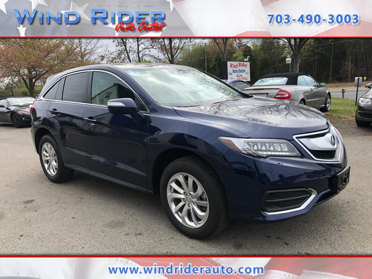 2017 Acura RDX SH-AWD w/Technology Package