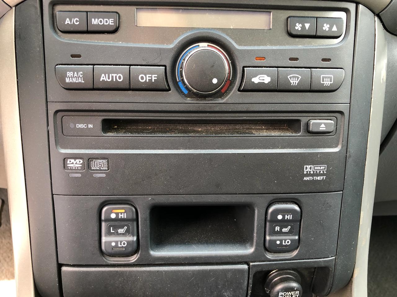 2007 Honda Pilot EX-L 4WD w/ DVD