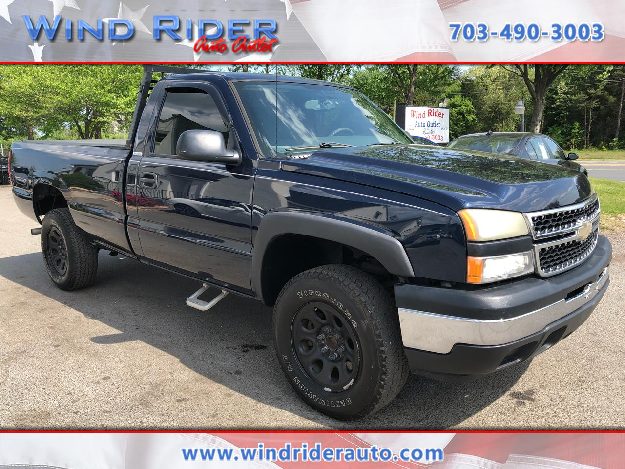 2006 Chevrolet Silverado 1500 Regular Cab Work Truck
