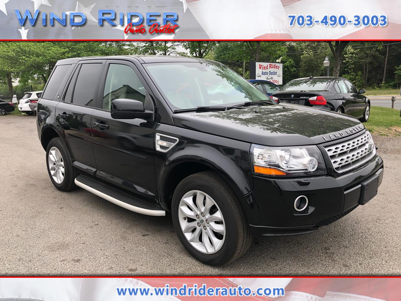 2013 Land Rover LR2 HSE with Tech Package