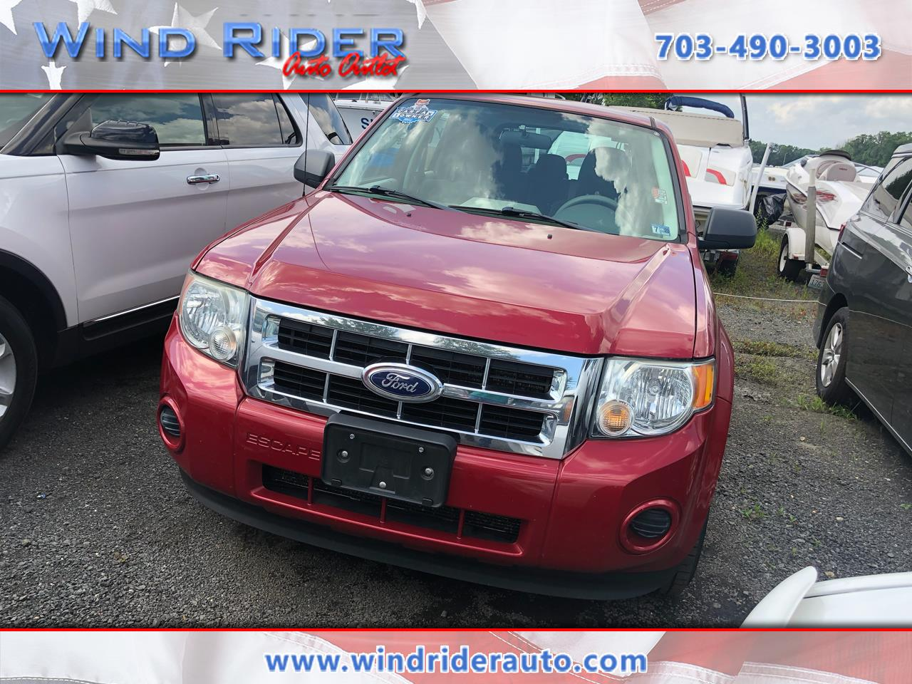 2010 Ford Escape XLS