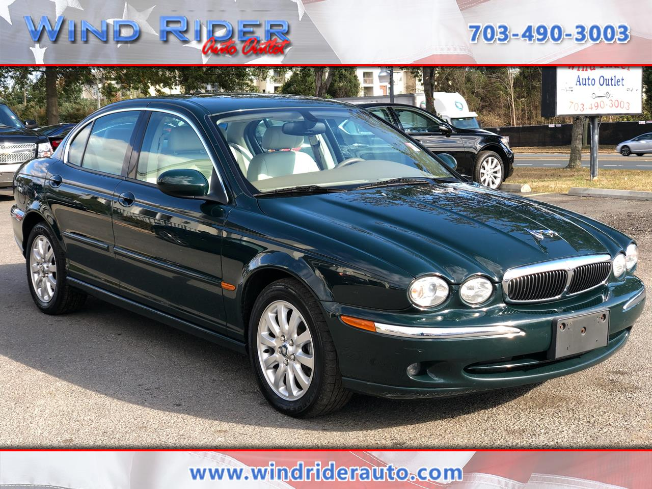 2002 Jaguar X-Type AWD