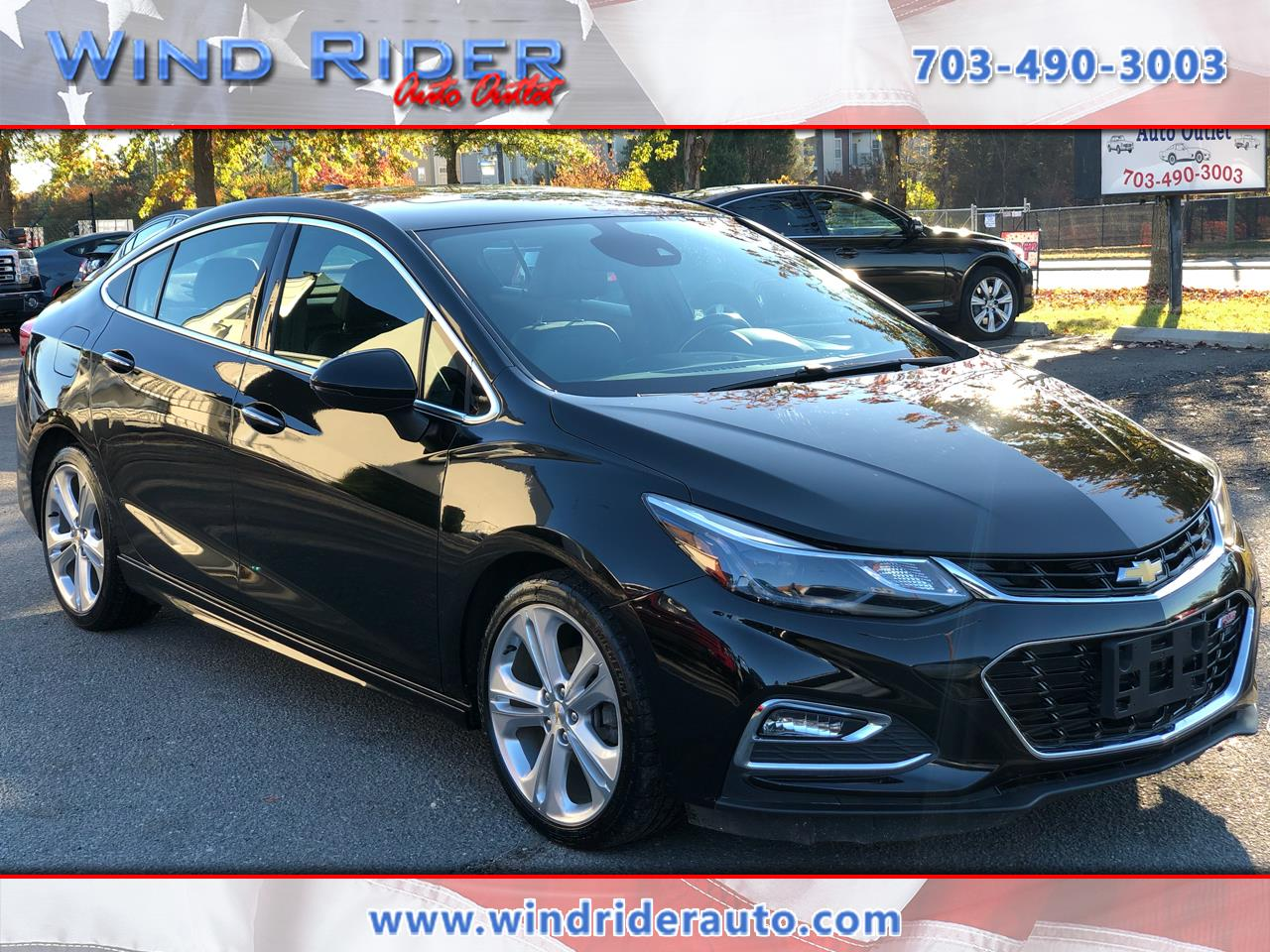 2016 Chevrolet Cruze Premier w/ RS Package