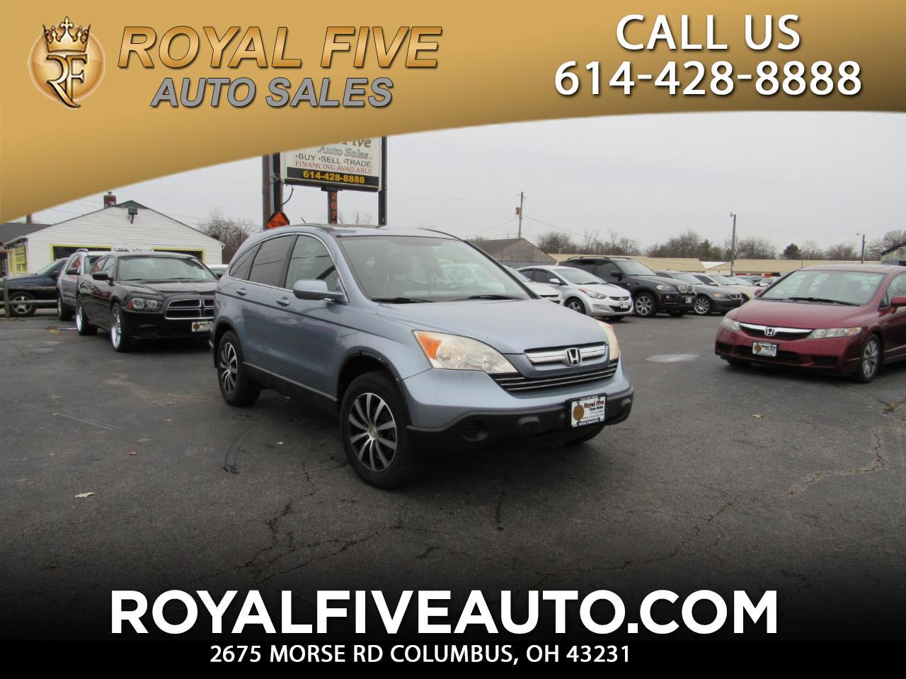 2007 Honda CR-V EX-L AT
