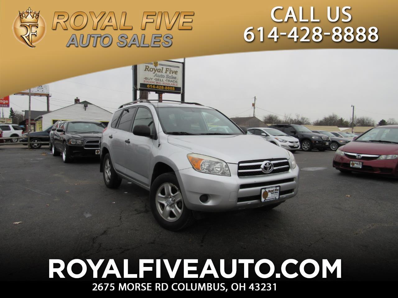 2008 Toyota RAV4 Base