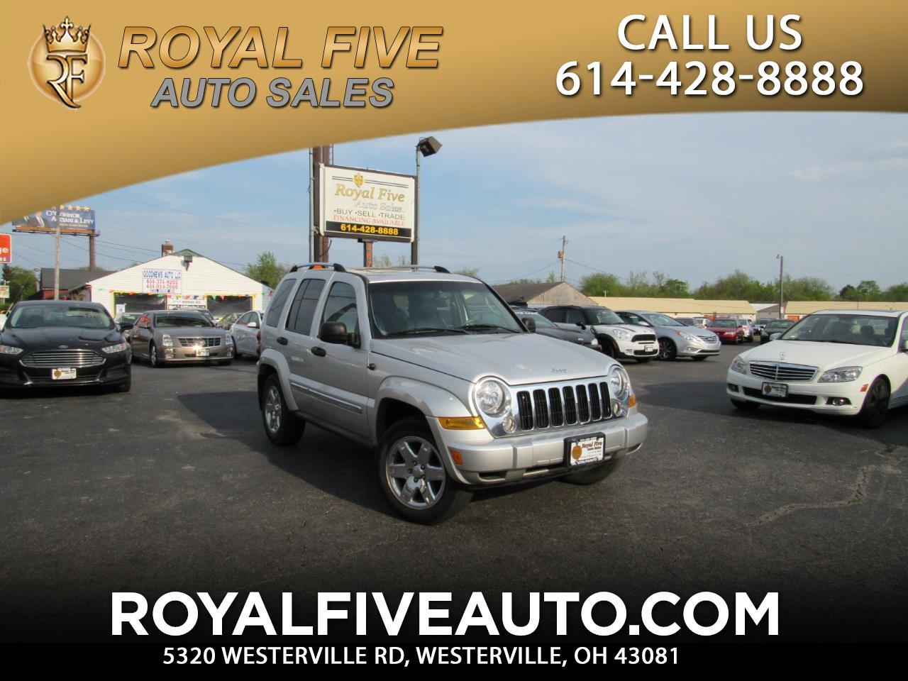 Jeep Liberty Limited 4WD 2006