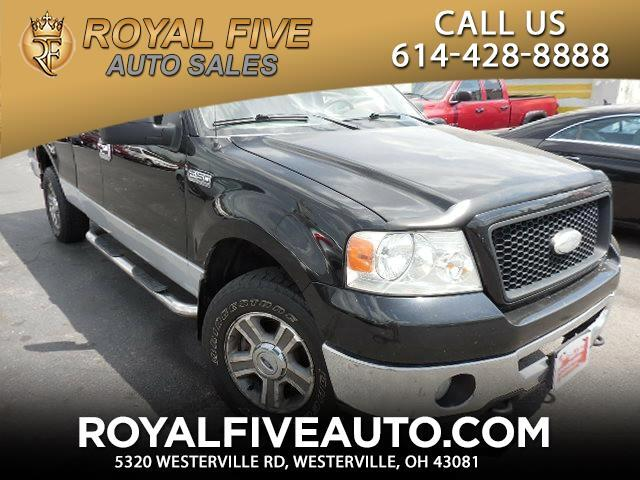 Ford F-150 FX4 SuperCab 2006