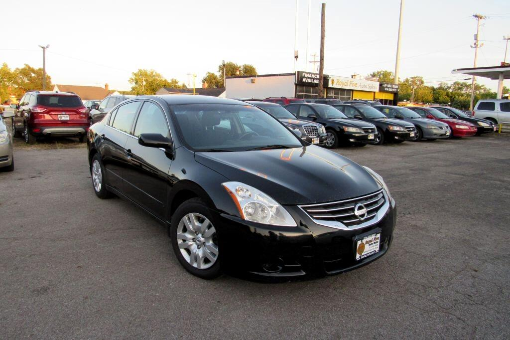 Nissan Altima 2.5 2011
