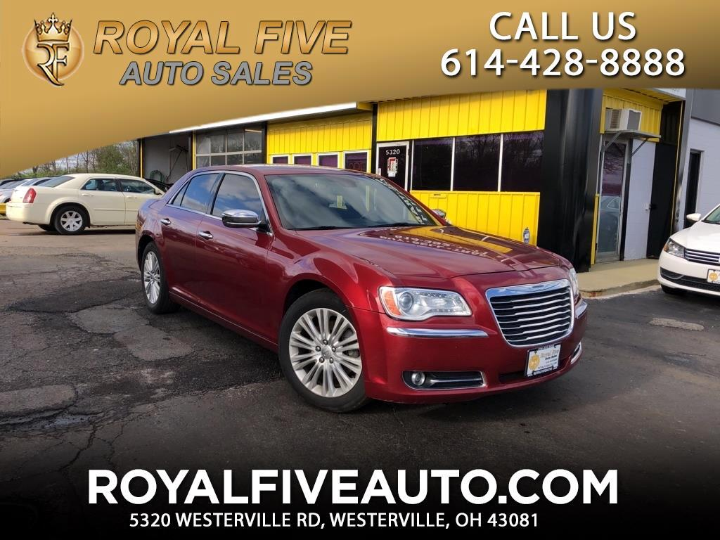 Chrysler 300 C AWD 2012