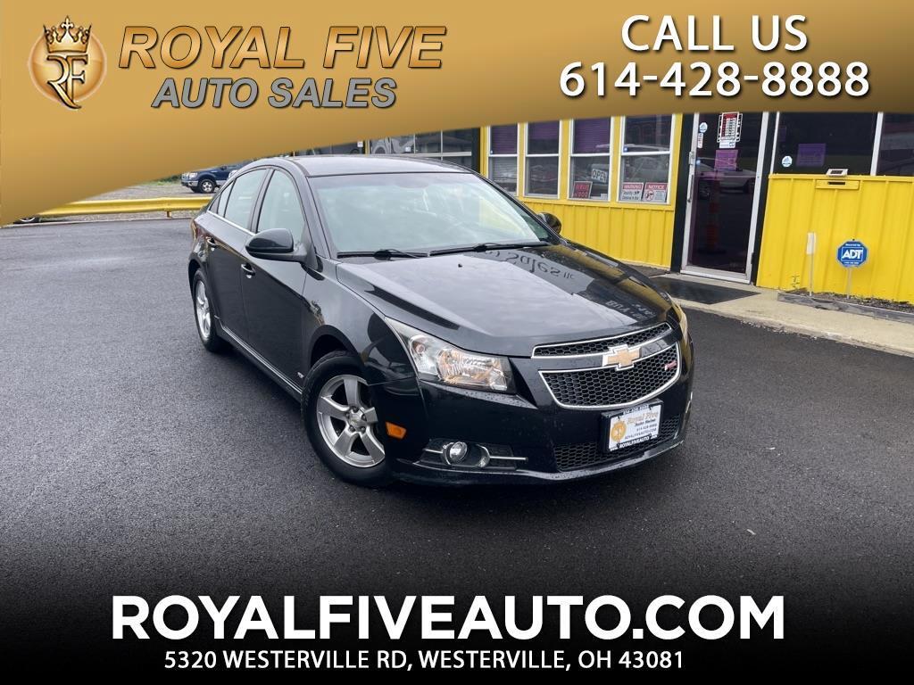 Chevrolet Cruze 1LT 2011