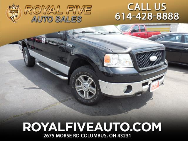 2006 Ford F-150 SuperCab 4WD