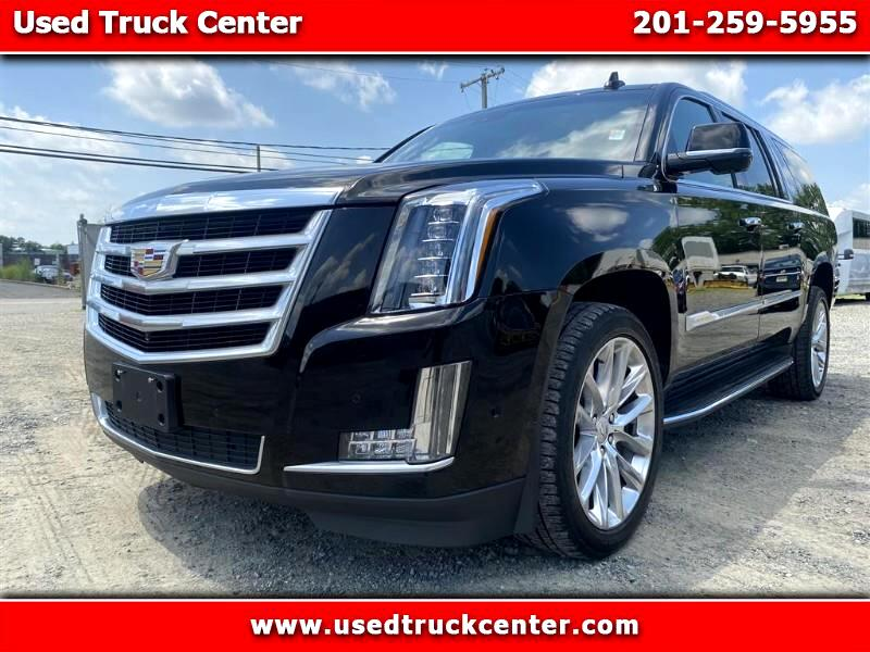 Cadillac Escalade ESV Luxury 4WD 2018